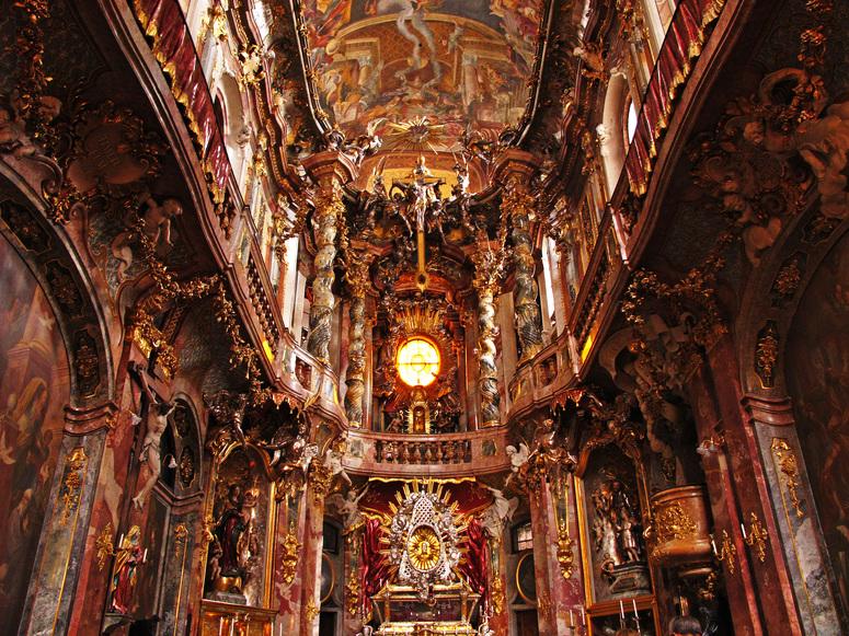 asamkirche II - münchen