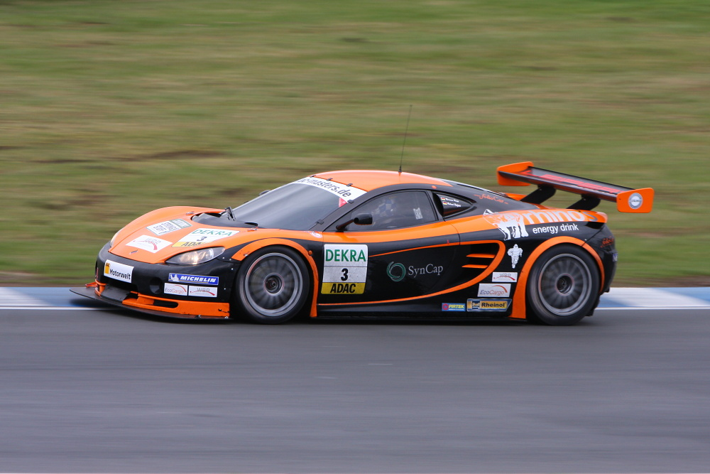 Ascari KZR-1 GT3