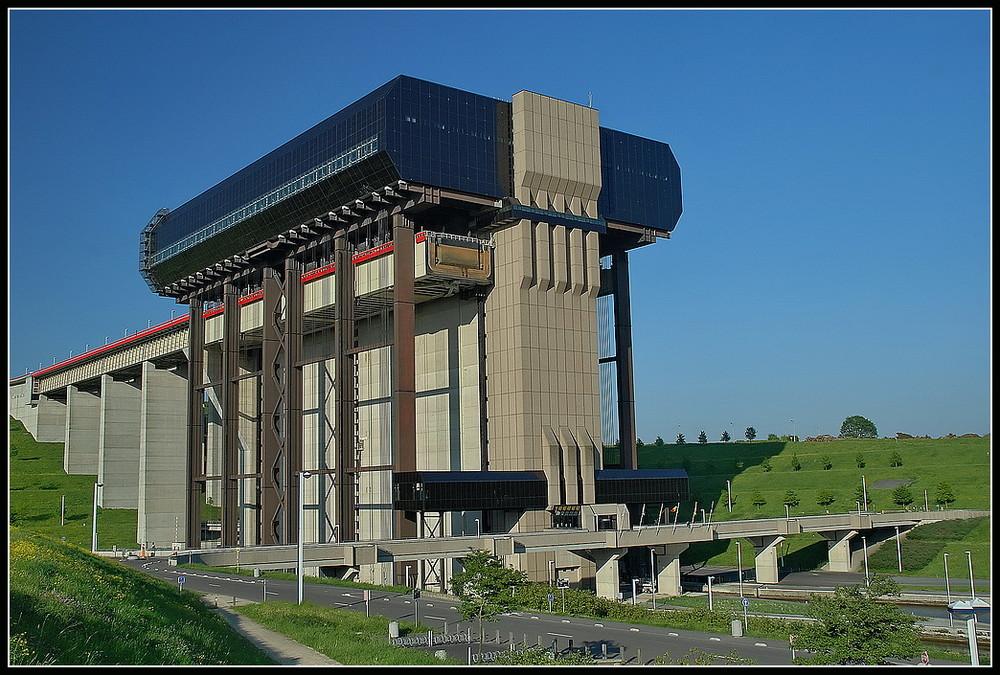 Ascenseur Funiculaire de Thieu-Strépy