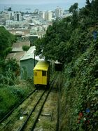Ascensor Mariposas. Valparaíso