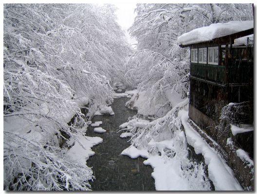 Aschau im Winterkleid