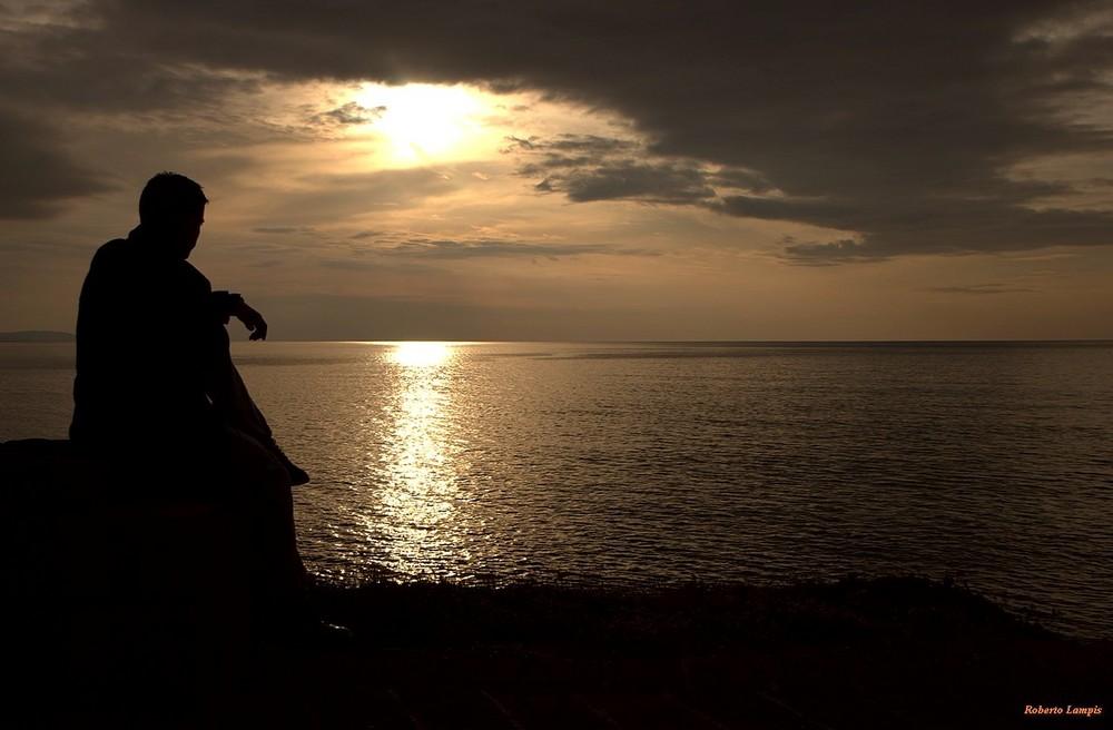 Ascoltando il mare