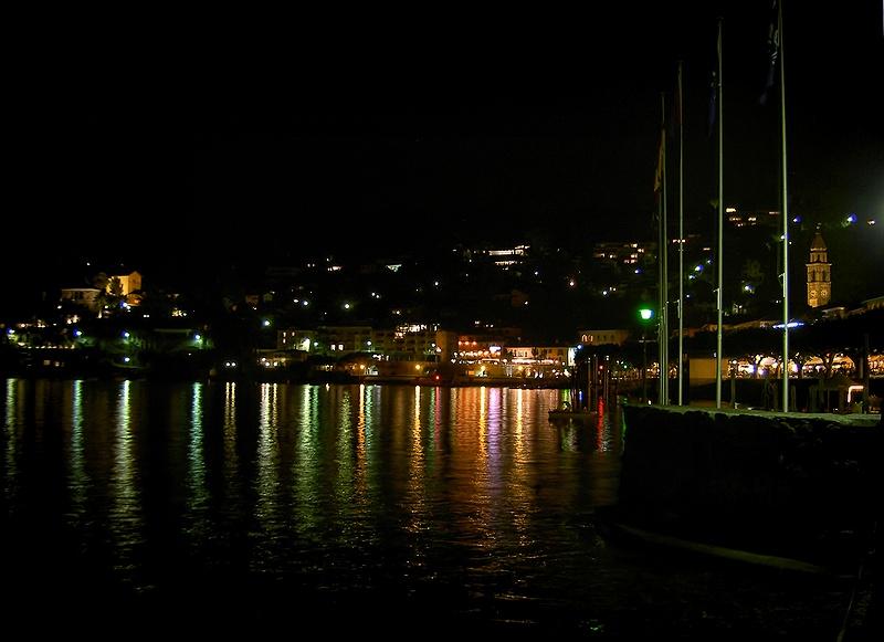 Ascona bei Nacht