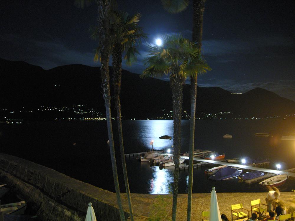 Ascona by night 2