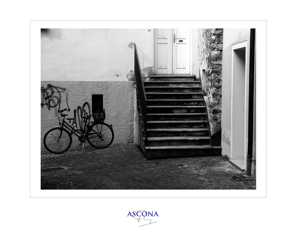 Ascona im Hinterhof