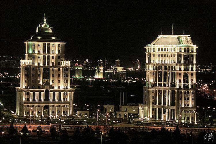Ashgabat (Night_01)