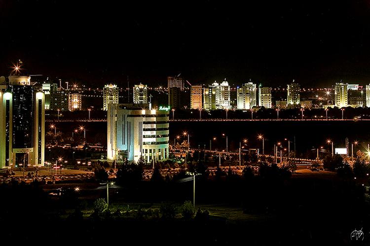 Ashgabat (Night_02)