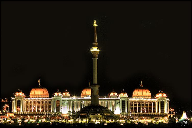 Ashgabat (Night_03)