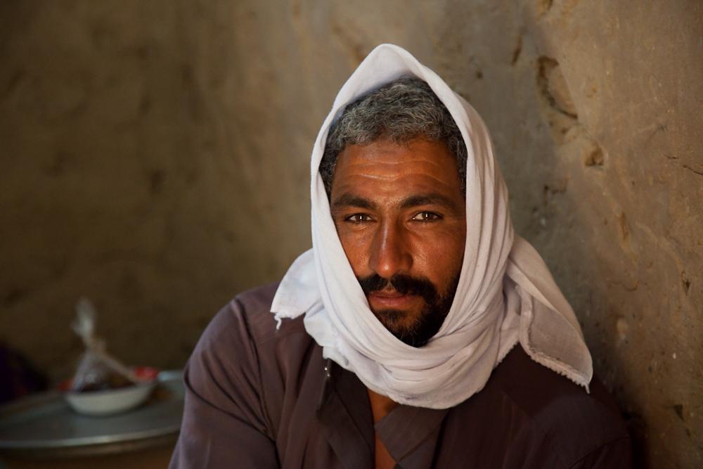 Ashraf der Beduine