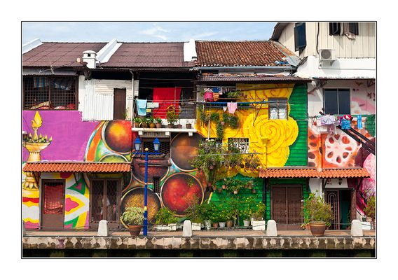 Asiatische Graffiti #1