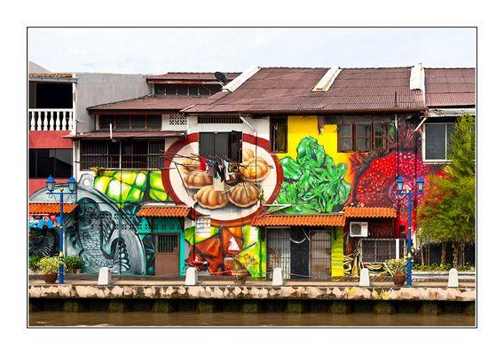 Asiatische Graffiti #2