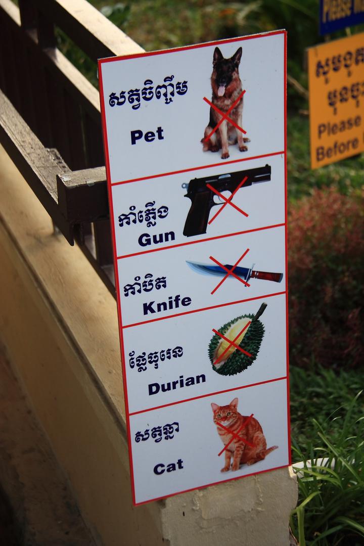 Asiatische Richtlinien