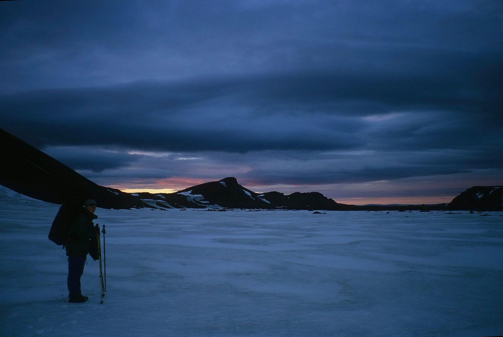 Askja Gebirge, Juli 1997