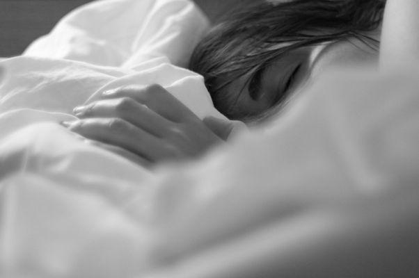 Asleep 1