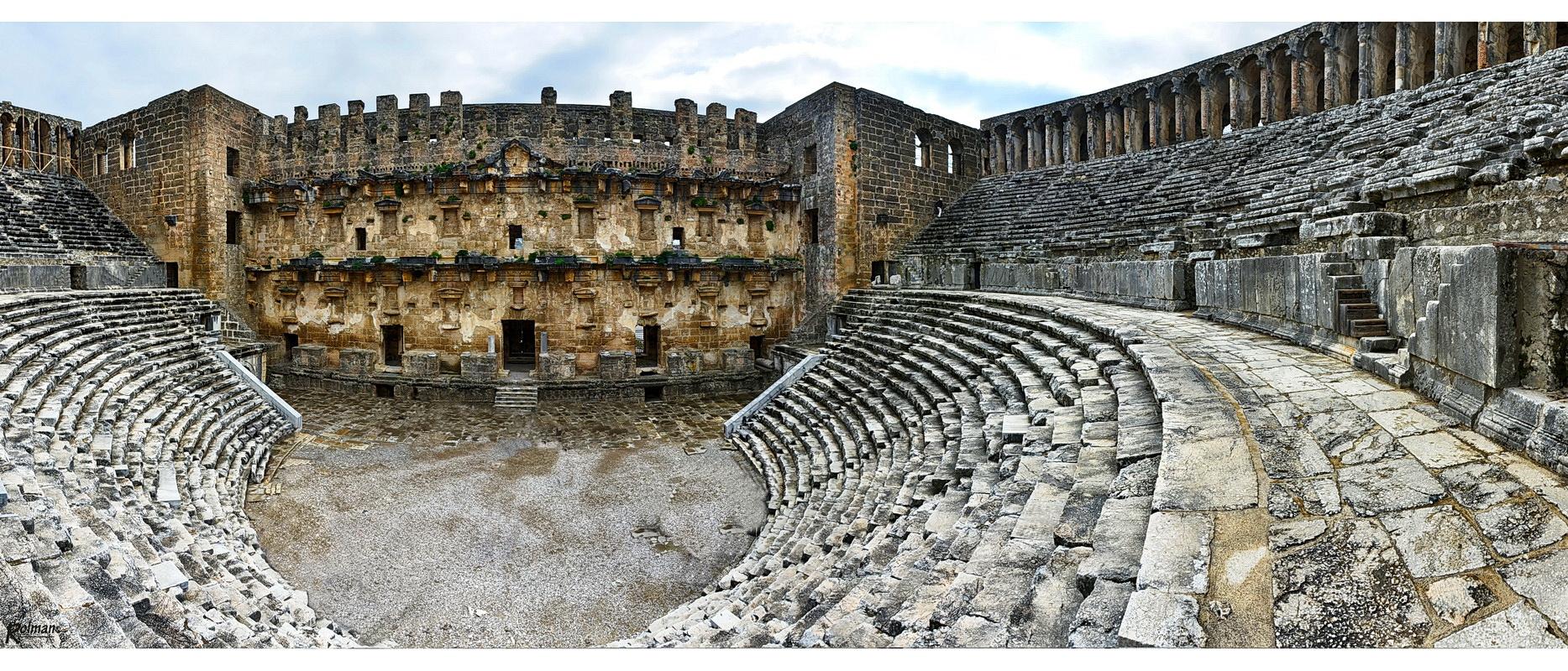 Aspendos-Theater - Türkei