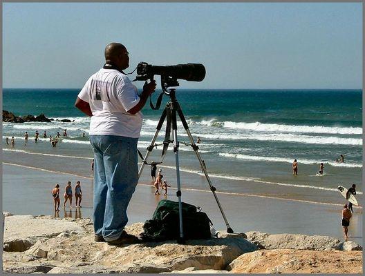 Aspettando!!! - « Il fotografo fotografato »