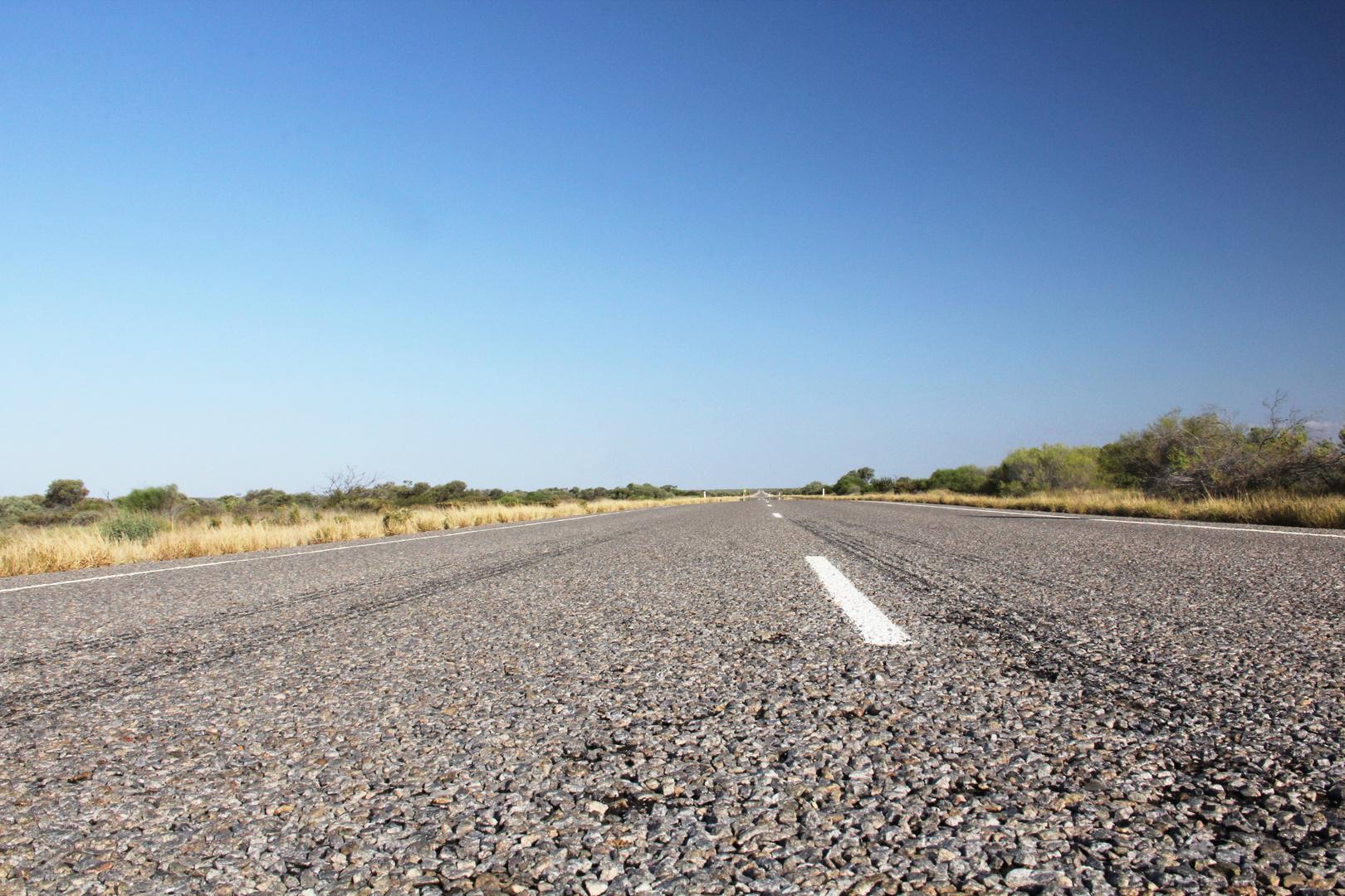 asphalt bound
