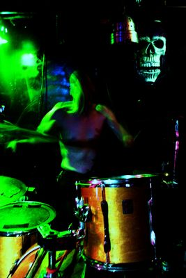 Asphalt Touareg : Drums