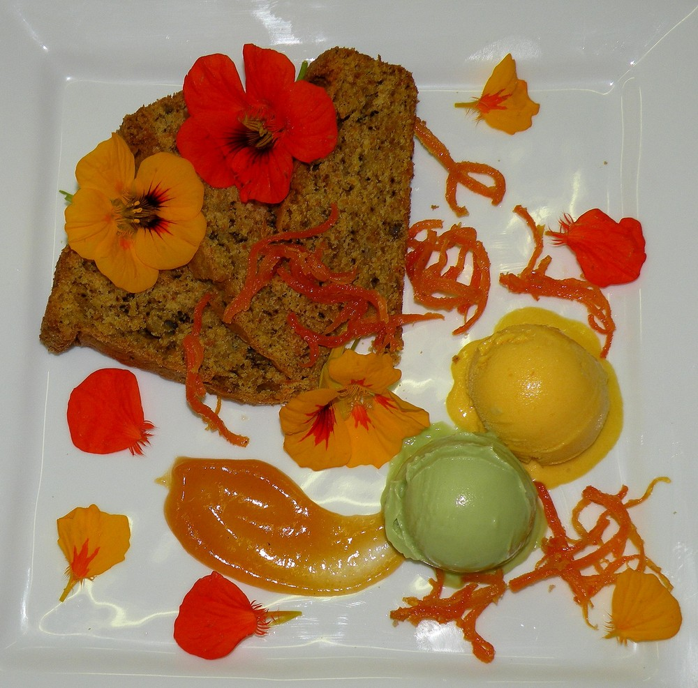 Assiette potagère