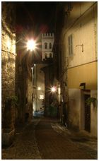 Assisi by night III