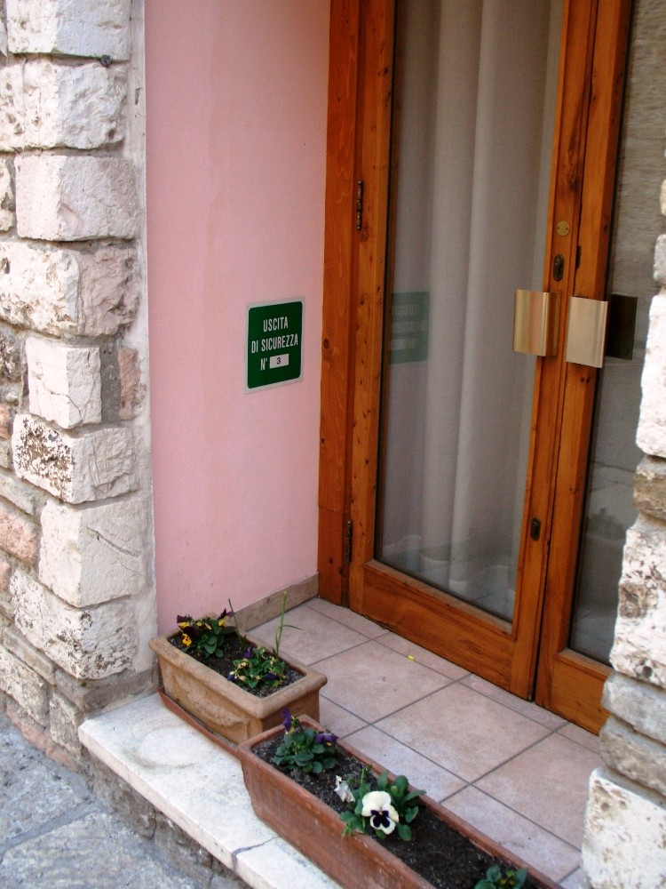 Assisi in-sicurazza