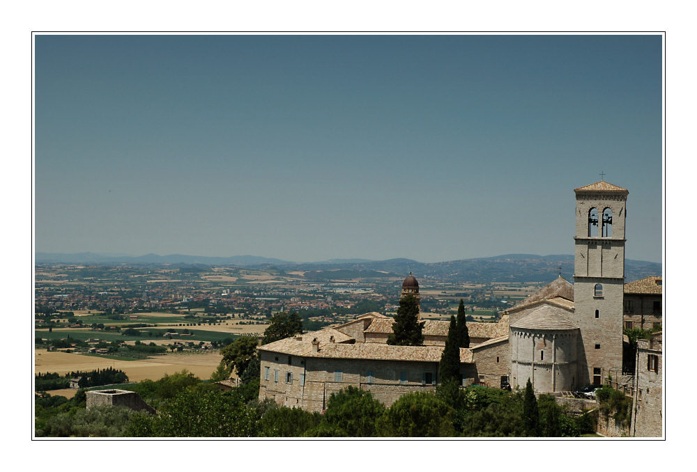 Assisi - Valle Umbra