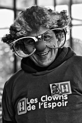 Association : Les Clowns de l'Espoir