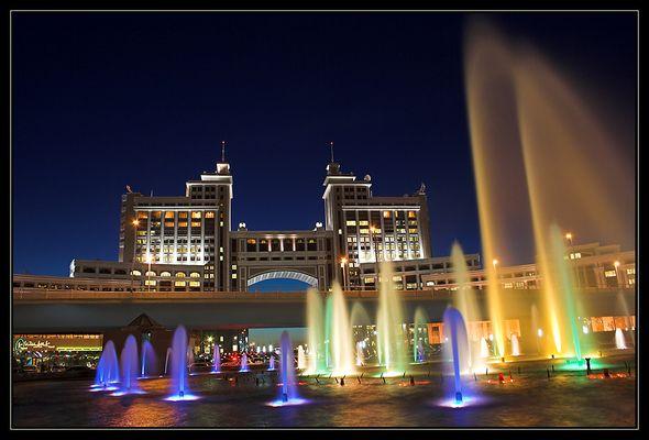 Astana bei Nacht_2