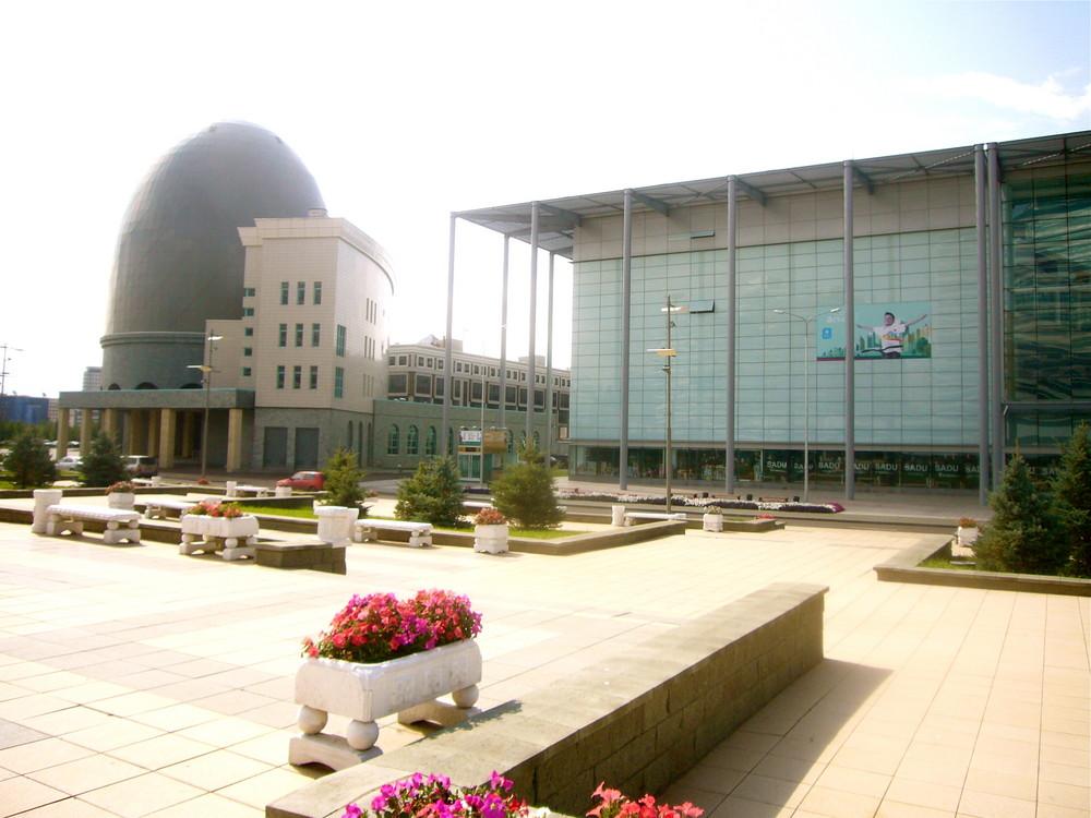 Astana summer
