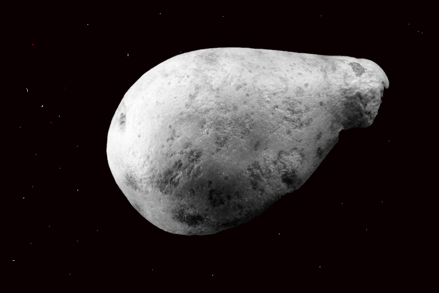 Asteroid HT1702-13