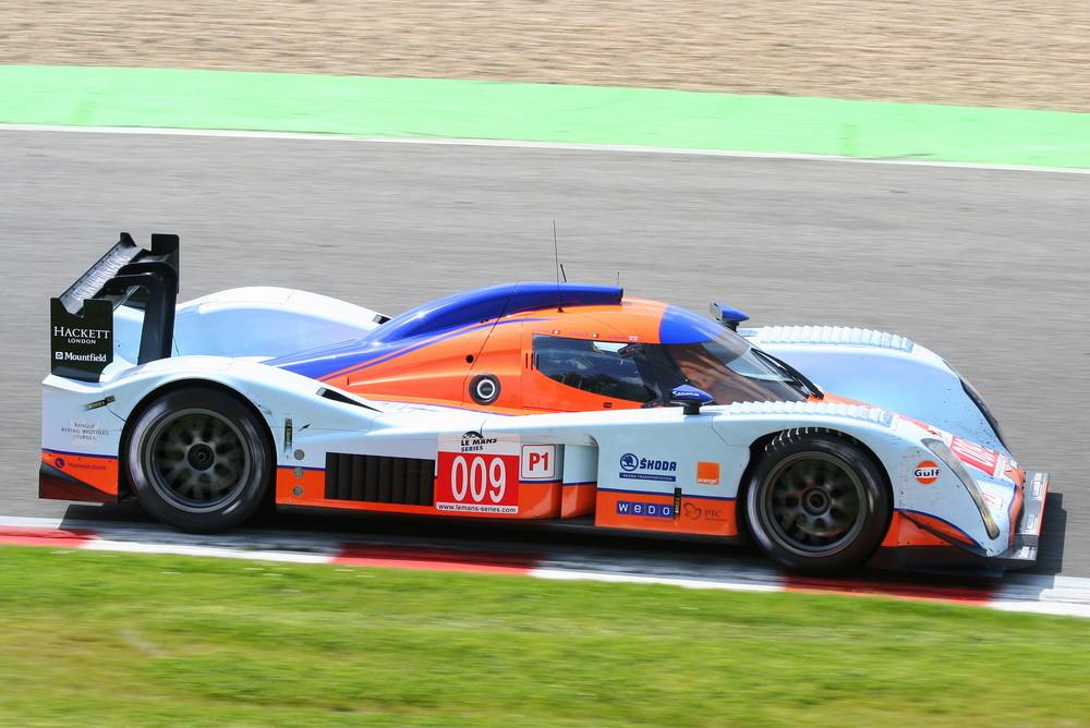 Aston Martin 009 in Spa