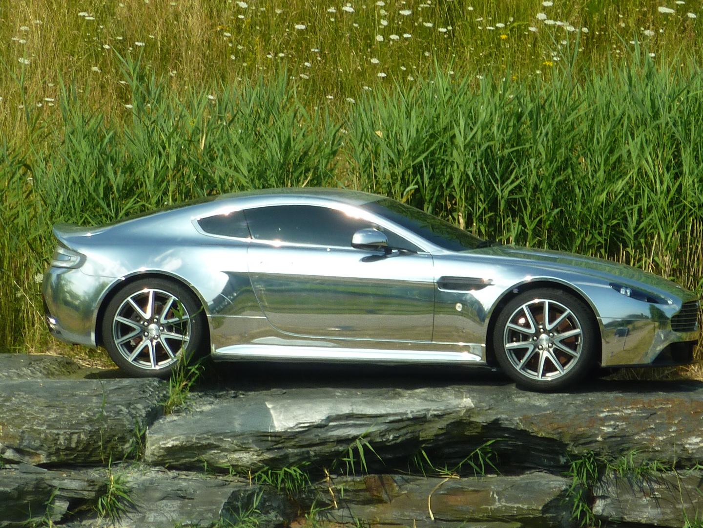 Aston Martin Centenary 2