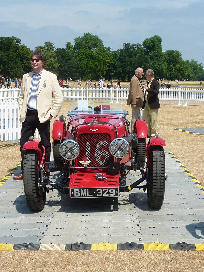 Aston Martin Centenary 4