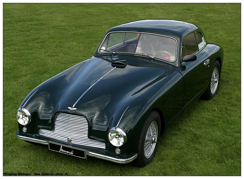 Aston Martin DB 2 Vantage