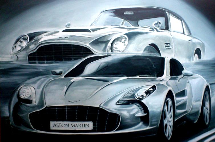 Aston Martin Gestern Heute