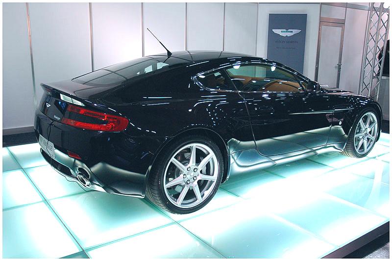 Aston Martin - Vienna Auto Show 2006