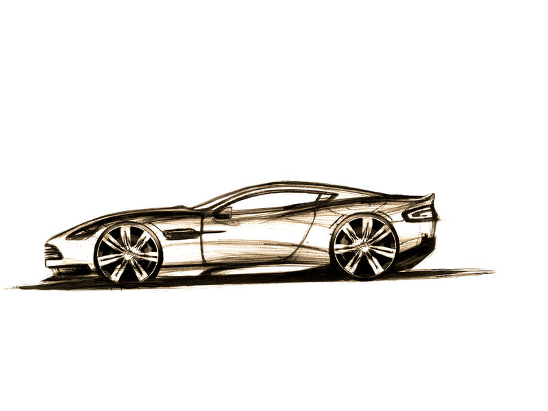 Aston sketch