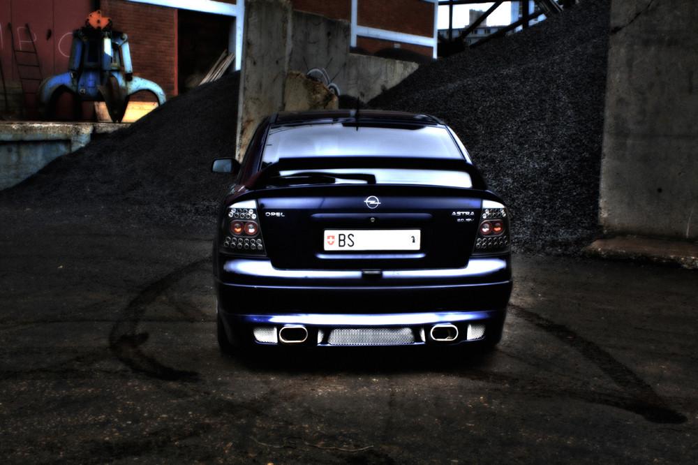 Astra Opel G