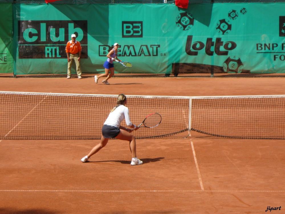 Astrid Bowl 2010 1/2 finale simple Jeunes Filles