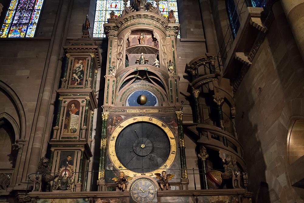 Astrologische Uhr