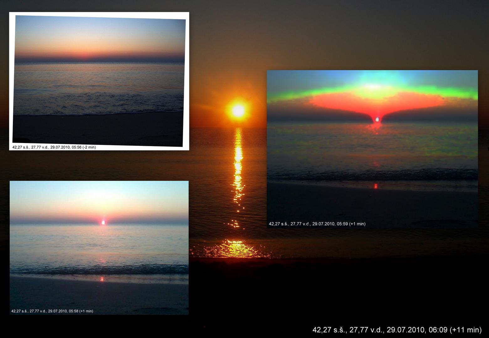 Astronomische Refraktion 1