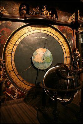 Astronomische Uhr in der Cathédrale Notre-Dame (Straßburg)
