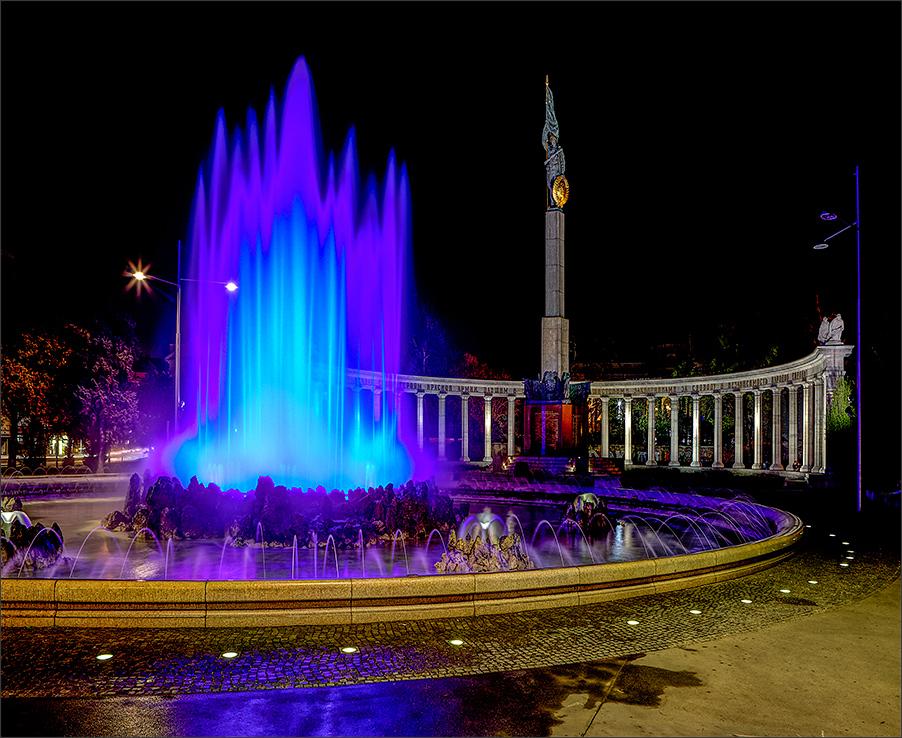 astronomischer Brunnen