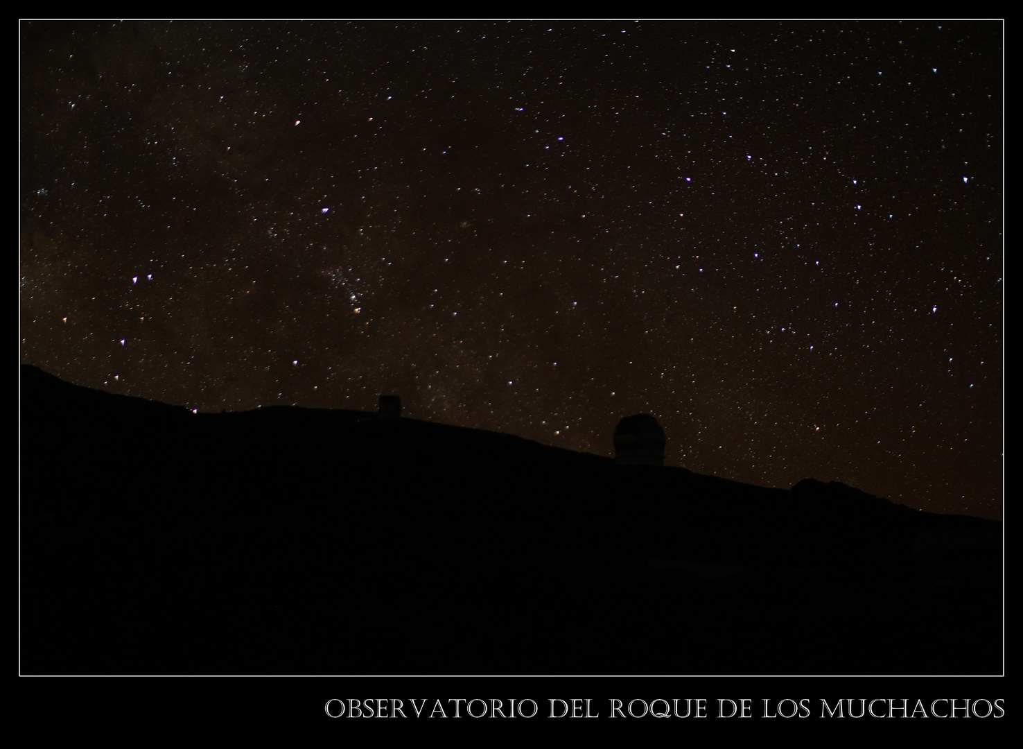 Astrophysisches Observatorium La Palma
