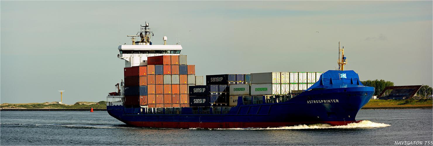 ASTROSPRINTER / Container Ship