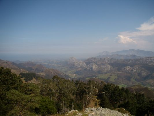 Asturias: Mountain and Sea