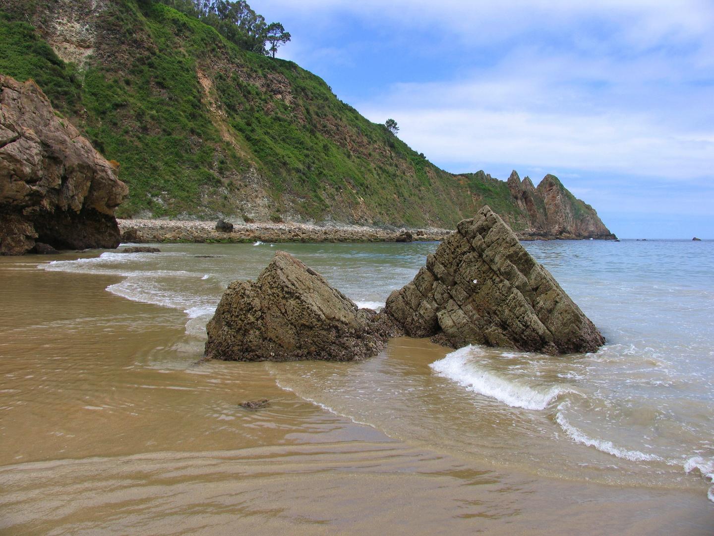 Asturias Playa del Aguilar