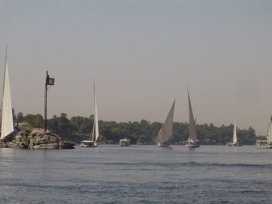 Asuan - Nil