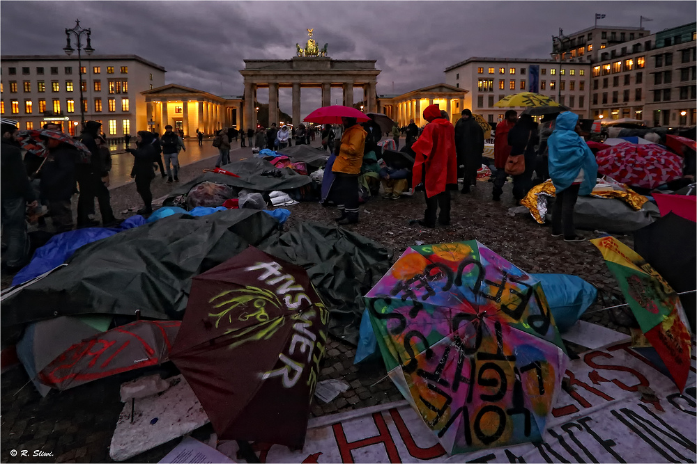 ASYL in Berlin