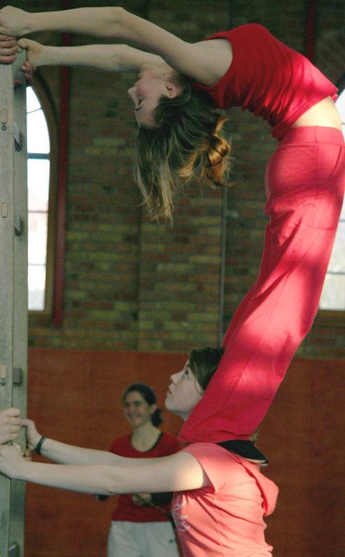 at a circus rehearsal4